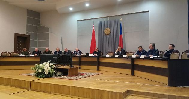 В прокуратуре обсудили состояние производственного травматизма в регионе